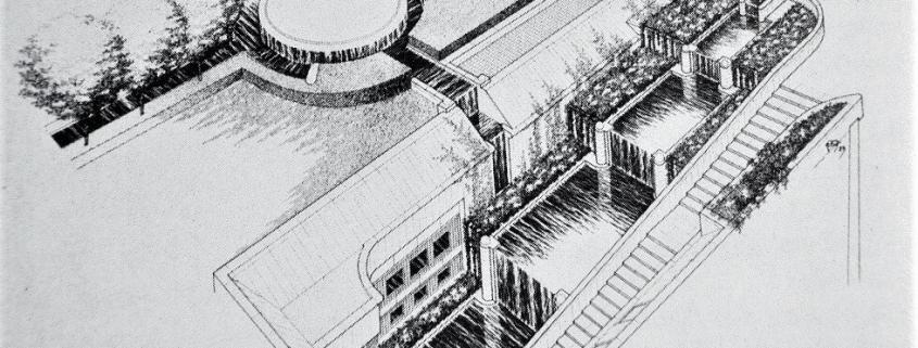 Perspective Les Halles