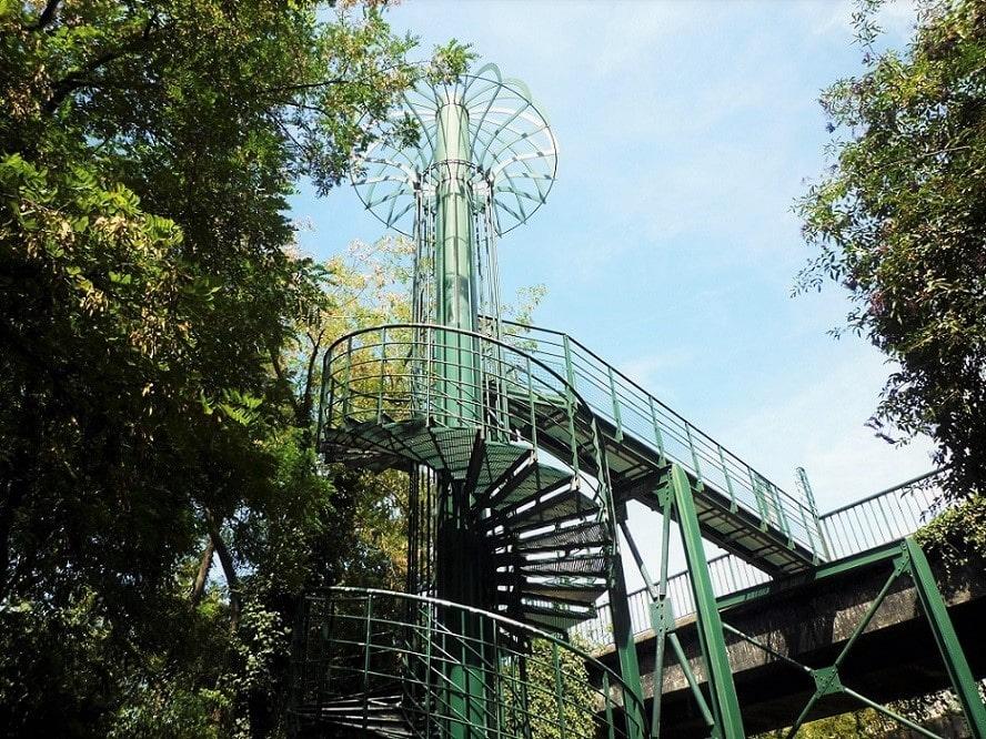 Escalier de la Coulée verte (folie)