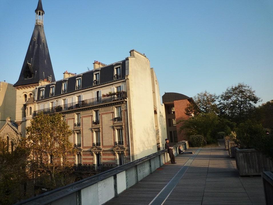 Coulée verte René Dumont (Promenade plantée) de Paris